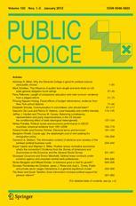 Public Choice