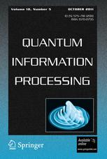 Quantum Information Processing