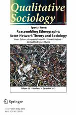 Qualitative Sociology