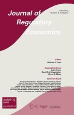 Journal of Regulatory Economics
