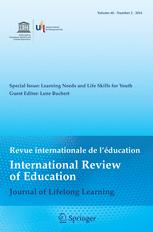 International Review of Education