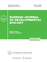 Russian Journal of Developmental Biology