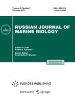 Russian Journal of Marine Biology