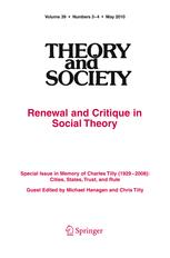 Theory and Society