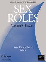 Sex Roles