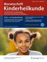 Monatsschrift Kinderheilkunde 10/2017