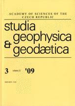 Studia Geophysica et Geodaetica