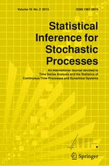 Statistical Inference for Stochastic Processes