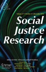 Social Justice Research