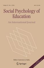 Social Psychology of Education