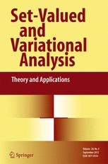 Set-Valued and Variational Analysis