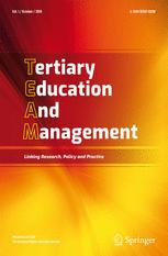Tertiary Education and Management