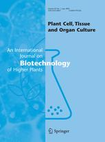 Plant Cell, Tissue and Organ Culture