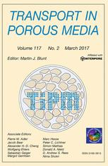 Transport in Porous Media