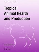 Tropical Animal Health and Production