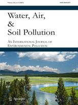Water Air & Soil Pollution