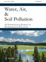 Water, Air, & Soil Pollution