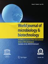 MIRCEN journal of applied microbiology and biotechnology