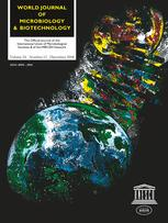 World Journal of Microbiology and Biotechnology