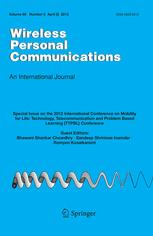 Wireless Personal Communications