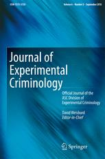 Journal of Experimental Criminology