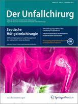 Der Unfallchirurg 11/2012