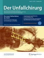 Der Unfallchirurg 11/2016
