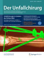 Der Unfallchirurg 10/2017