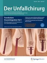 Der Unfallchirurg 4/2017