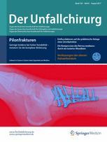 Der Unfallchirurg 8/2017