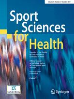Sport Sciences for Health