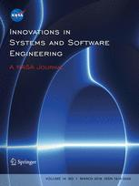 Innovations in Systems and Software Engineering