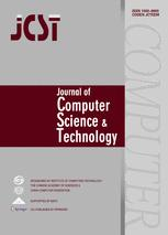 Journal of Computer Science and Technology