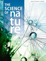 The Science of Nature
