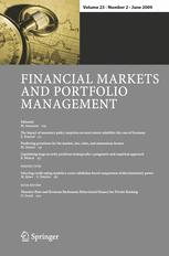 Financial Markets and Portfolio Management