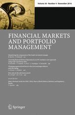 Financial Markets and Portfolio Management