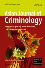 Asian Journal of Criminology