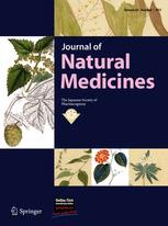 Journal of Natural Medicines