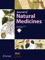 Journal of Natural Medicines