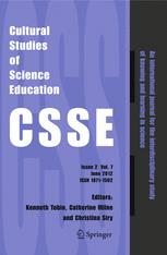 Cultural Studies of Science Education