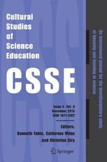 Cultural Studies of Science Education