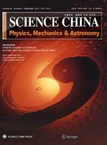Science in China Series G: Physics Mechanics and Astronomy