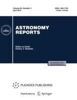 Astronomy Reports