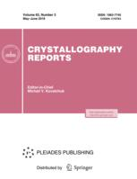 Crystallography Reports