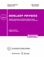 Doklady Physics