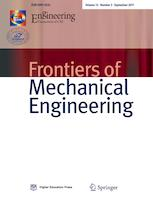 Frontiers of Mechanical Engineering