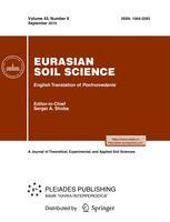 Eurasian Soil Science