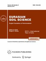 Eurasian Soil Science