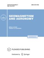 Geomagnetism and Aeronomy