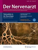 Der Nervenarzt 2/2017